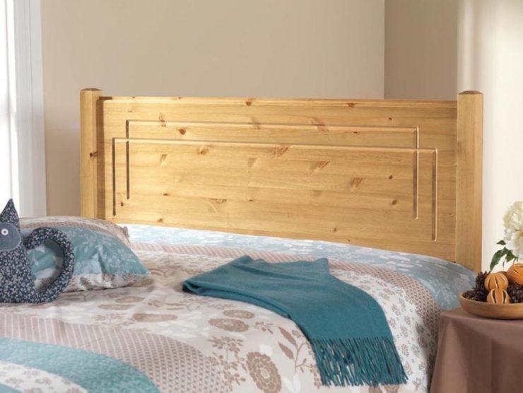 Pine headboard manufacturer