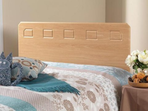 Beech Effect headboard manufacturer